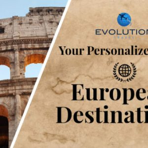 Evo Marketing Video: European Destinations