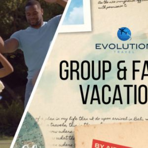 Evo Marketing Video: Group & Family Vacations