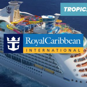 Evo Marketing Video: Royal Caribbean Cruise Lines (w/ Tropical Music)
