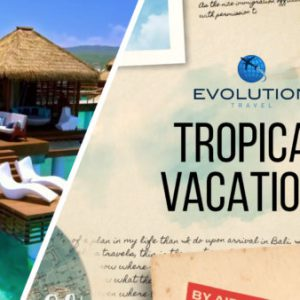 Evo Marketing Video: Tropical Vacations