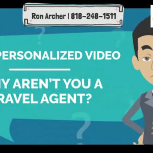 Evo Marketing Video: Why Aren't You A Travel Agent? [Animated Series]