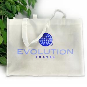 Evolution Travel Tote Bag