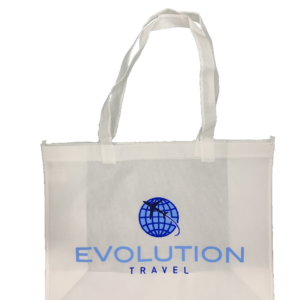 Evolution Travel Tote Bag