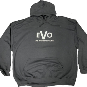 "Evo ""The World Is Ours"" Hoodie"