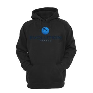 Evolution Travel Hoodie
