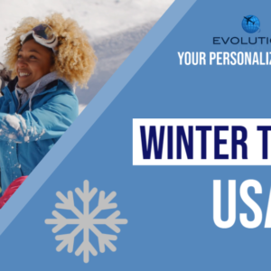 Evo Marketing Video: Winter Travel USA