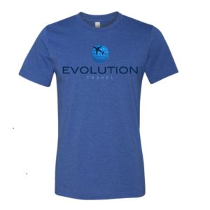 Evolution Travel T-Shirt