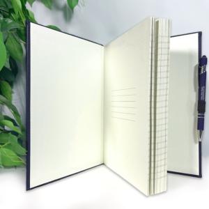 Evolution Large Bound Journal Notebook