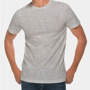 Evolution World Heather Grey T-Shirt