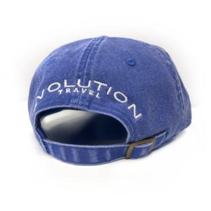 "Evolution Globe Logo ""Dad Hat"""