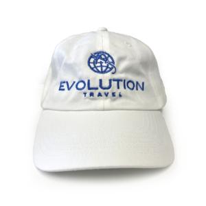 """Evolution """"Dad Hat"""" White"""